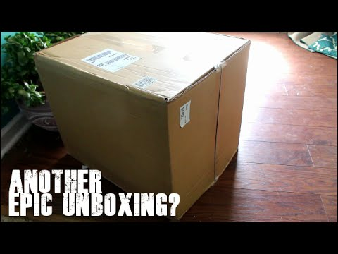 Another Epic Unboxing???